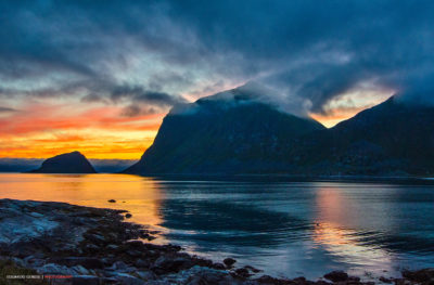 Haukland (Lofoten Island)