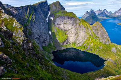 Reinenbriggen (Lofoten Island)
