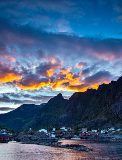 A i Lofoten  (Lofoten Island)