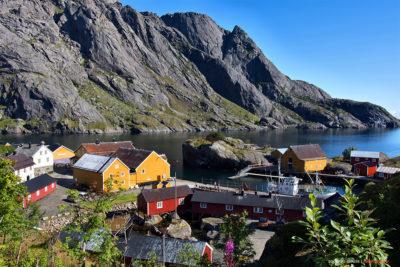 Nusifjord (Lofoten Island)
