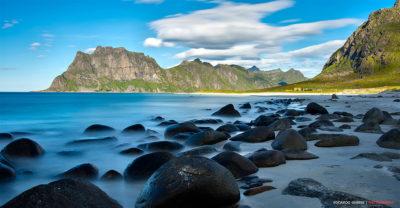 Uttakleiv (Lofoten Island)