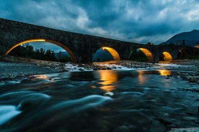 Ponte Gobbo (Bobbio - Italy)