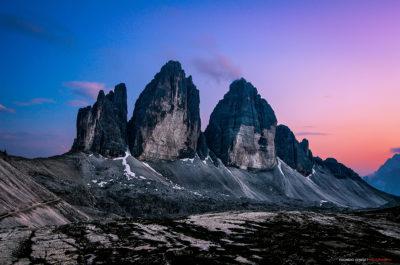 Tre Cime di Lavaredo (Belluno - Italy)