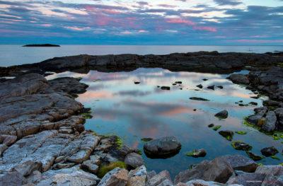 Reflection (A I lofoten - Norge)