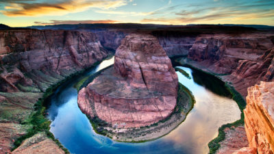 Horseshoe Bend (Page Arizona, USA)