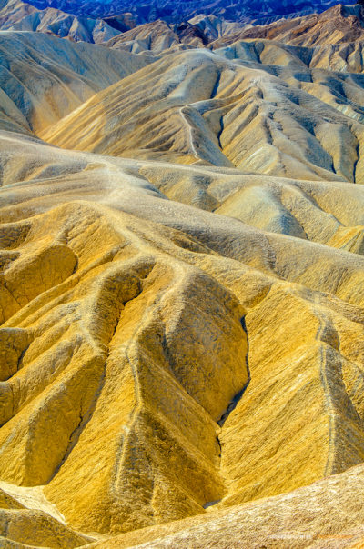 Zabriskie Point (Death Valley, California, USA)