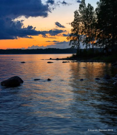 Saimaa Lake (Finland)
