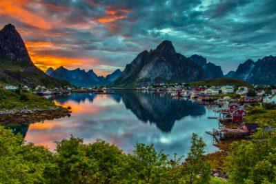 Reine (Lofoten, Norvegia)
