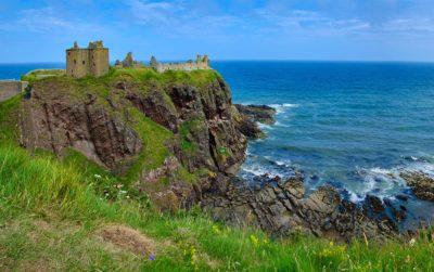 Dunottar Castle (Scozia)