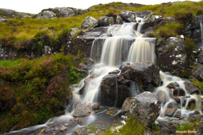 Waterfall in Harris