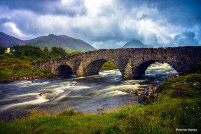 Sligachan (Isola di Skye - Scozia)