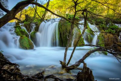 Plitvice Waterfall (Croatia)