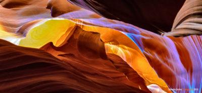 Antilope Canyon (Arizona, USA)