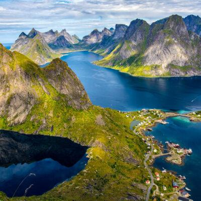 Norvegia e Isole Lofoten
